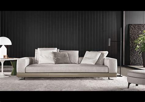 minotti sofa smink incorporated products sofas minotti white saddle hide