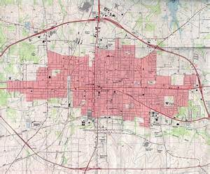 Odessa Texas City Limits Map