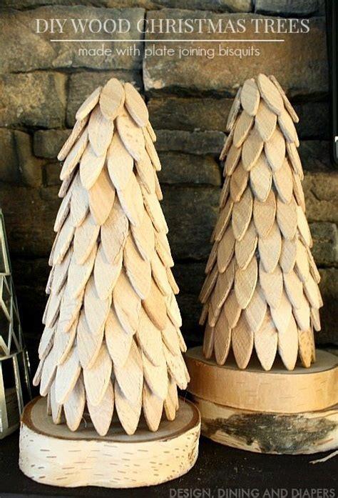 diy wood christmas trees taryn whiteaker