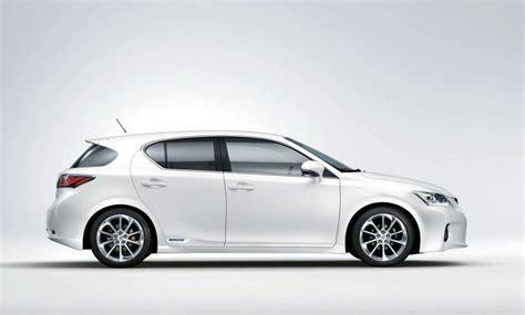 lexus ct200 hybrid lexus ct 200h hybrid official details released
