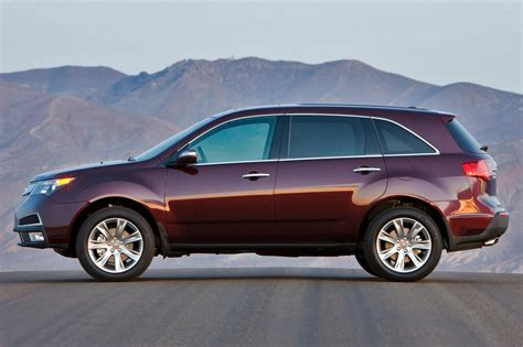 2010 Acura Mdx Review by 2010 Acura Mdx Information And Photos Zombiedrive