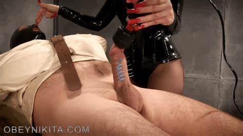 Foxy Smothering And Needle Treatment Mistress Nikita Submission Videos