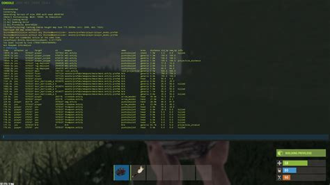 hacker playrust deleted