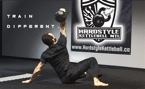 hardstyle kettlebell training