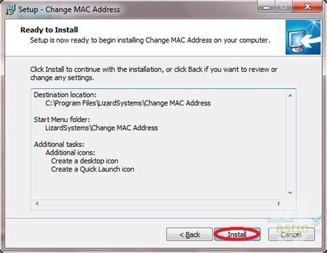 amac address change change mac address by lizardsystems 2018 a leg 250 jabb
