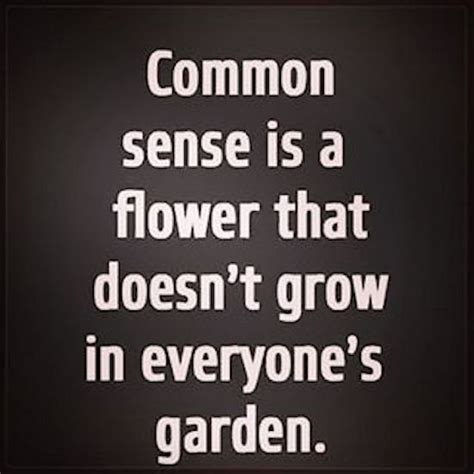 Common Sense Is A Flower Pictures, Photos, And Images For