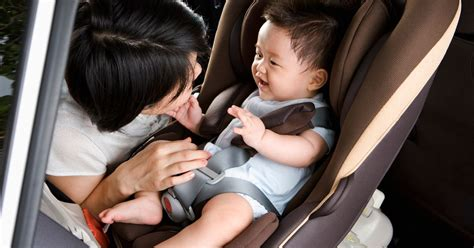 Child Car Seat Regulations Changed On March 1