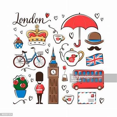 London Symbols Vector Guard Royal Beefeater British