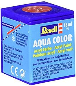 revell aqua color acrylic paint no 330 fiery