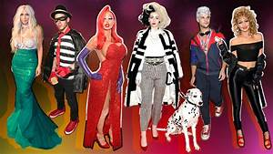 Celebrity Halloween Costumes 2017