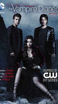 The Vampire Diaries #1 - Volume 1 (Issue)