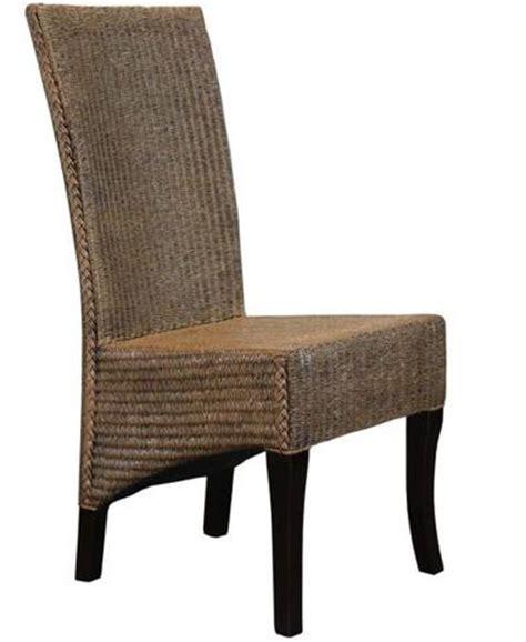 chaise loom 2 chaises restaurant en lloyd loom tresse siege hotel cafe