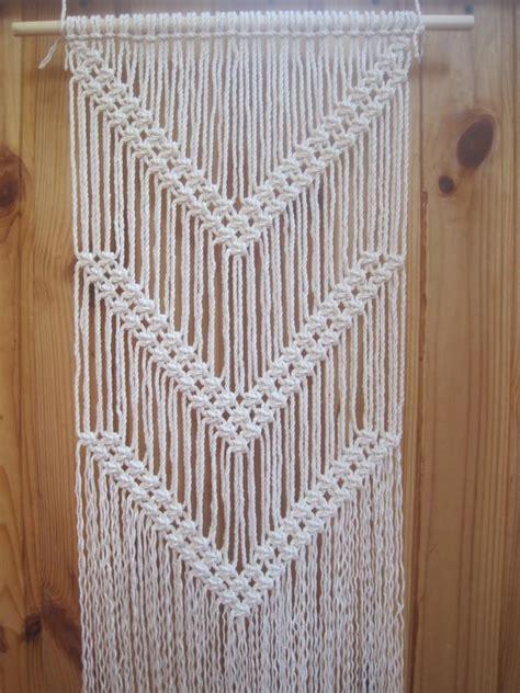 macrame wall hanging simple macrame wall wall decor handmade hanging modern macrame weaving