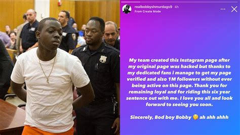 Excitement For Bobby Shmurda's Early Release Takes Over ...