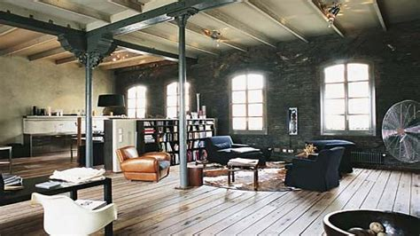 Rustic Industrial Interior Design Exles by Masculine Office Decor Industrial Style Interior Design