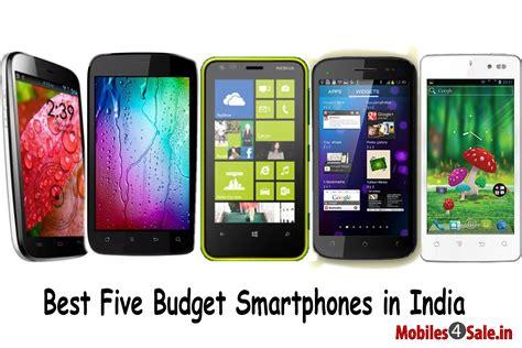 budget smartphones  india mobilessale