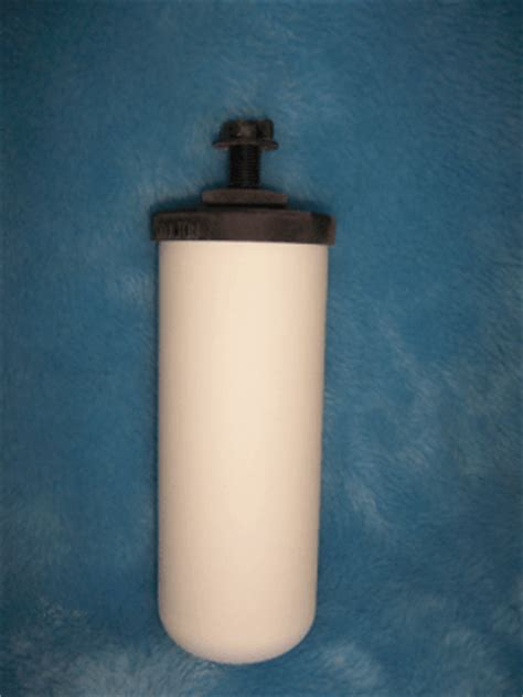 Water Filter Micron Chart