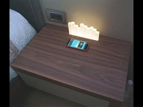 Qi Nightstand by Diy Qi Wireless Charging Nightstand Cheap And Easy