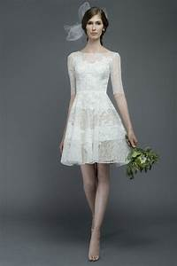 elegant simple short wedding dresses With short simple wedding dress
