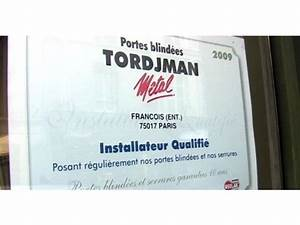 porte blindee sourcing marches publics With installateur tordjman