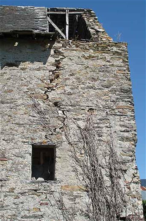 fissure facade maison ancienne
