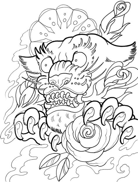 Creative Haven Floral Tattoo Designs Coloring Book Dover Publications | Creative Haven coloring