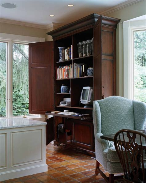 baroque armoire desk decorating ideas for home office