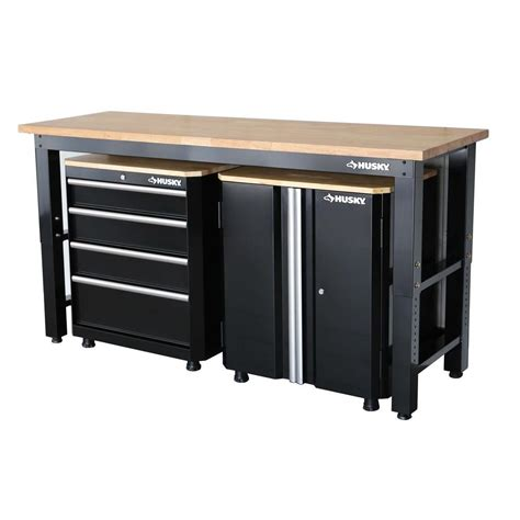 tips ideas husky work bench  exciting workspace