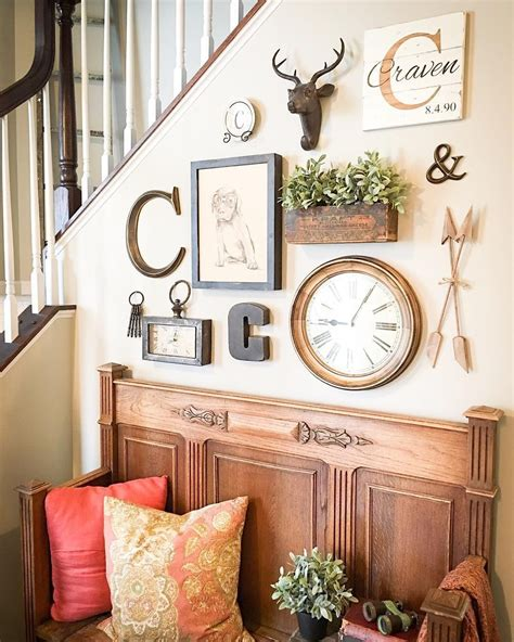 9 farmhouse wall decor ideas worthy of a chic country retreat. Farmhouse Gallery Wall Ideas 84 - decoratoo