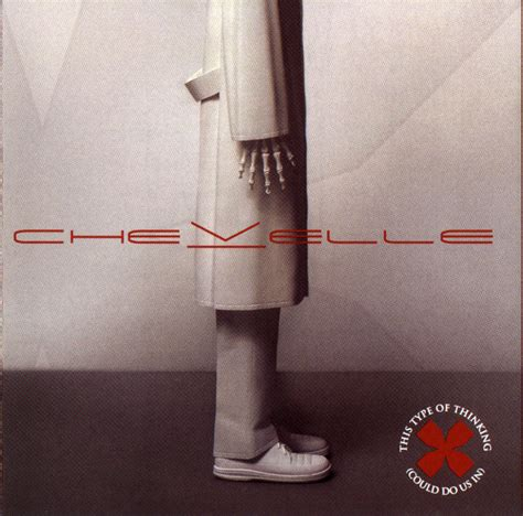 chevelle  type  thinking     cd