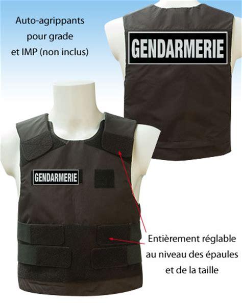 housse gilet pare balle gendarmerie gendarmerie