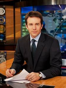 Jeff Glor (CBS This Morning Saturday) - blame it on HD TV ...