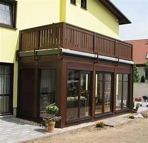 Wintergarten Mit Balkon : zimmerei schumann winterg rten ~ Orissabook.com Haus und Dekorationen