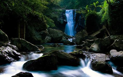 Cool Waterfall Background by Waterfall Nature Hd Wallpaper Cool Backgrounds Waterfall