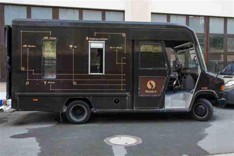 food truck gebraucht food truck kaffeemobil imbisswagen food nutzfahrzeuge angebote
