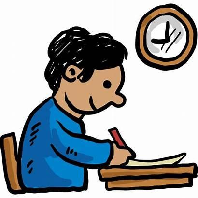 Exam Student Homework Exams Library Education Icon