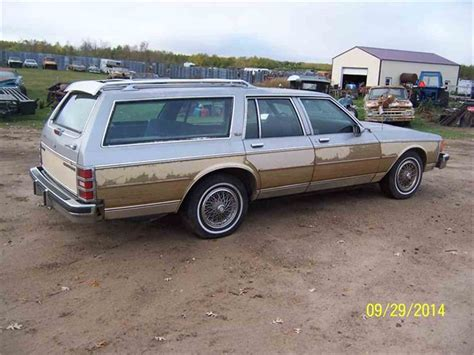 1986 Chevrolet Station Wagon For Sale Classiccarscom