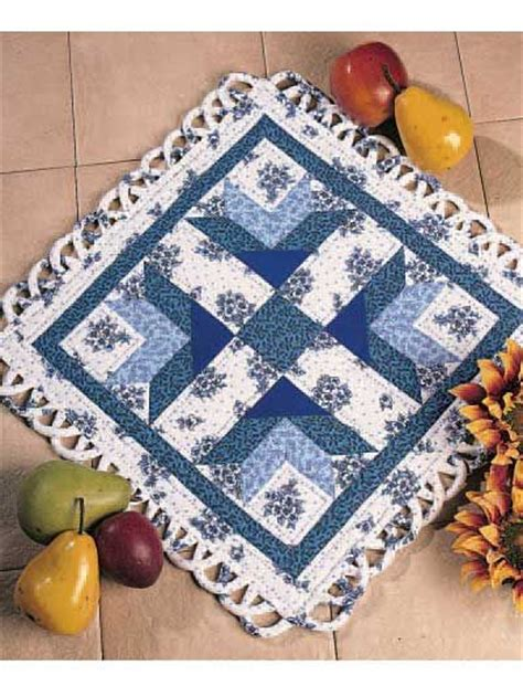 quilting home decor table topper quilt patterns
