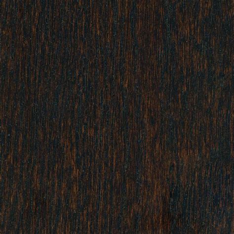 espresso oak home legend wire brushed oak coffee 3 8 in thick x 5 in wide x varying length click lock