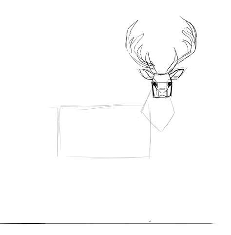 comment dessiner un canapé comment dessiner un cerf é par é dessindigo