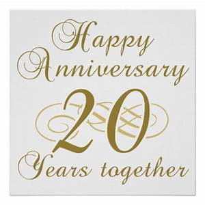 20th wedding anniversary poems stylish 20th wedding anniv With 20 wedding anniversary gifts