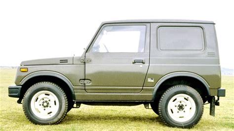 Suzuki Sj by 2018 Suzuki Jimny And Leaked Images Jimny