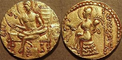 India Indian Coins Gupta Ancient History Samudragupta
