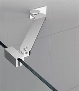Barre De Douche D Angle : novellini barre de renfort dangle 45cm pour paroi de douche ~ Dailycaller-alerts.com Idées de Décoration