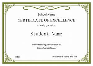 make your own certificate template make your own With make your own certificate template