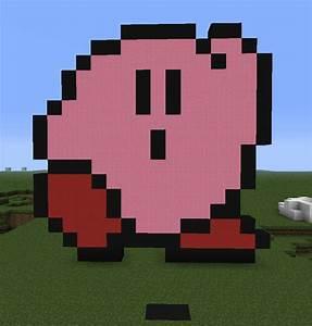 Image Gallery Minecraft Kirby