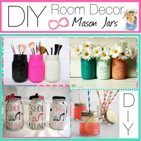room decor diy diy room decor jar misc diy
