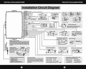 Cobra Car Alarm System Wiring Diagram