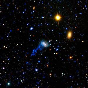 News | Astronomers Discover Star-Studded Galaxy Tail