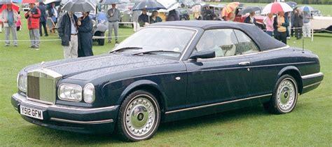 Rolls Royce Corniche 2002 by 2001 Rolls Royce Corniche V 1999 2002 Cars Rolls